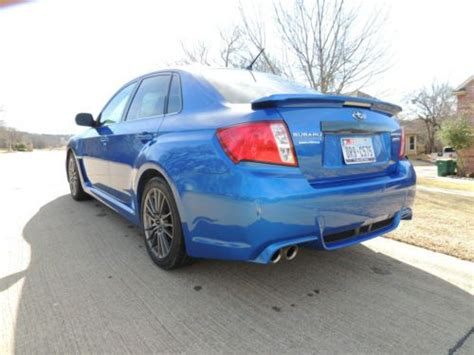 spt subaru exhaust sell used 2012 wrx spt exhaust leather in cedar hill