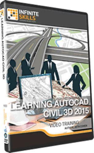 tutorial autocad civil 3d 2015 infiniteskills learning autocad civil 3d 2015 training