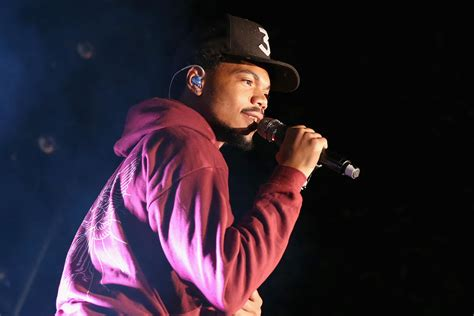 coloring book chance the rapper clothes chance the rapper models clothing line with message for