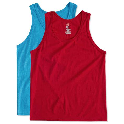 Tank Tops custom hanes x temp tank design tank tops sleevelesses