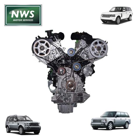 land rover discovery 4 3 0 tdv6 reconditioned turbo diesel