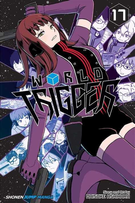 world trigger world trigger volume 17