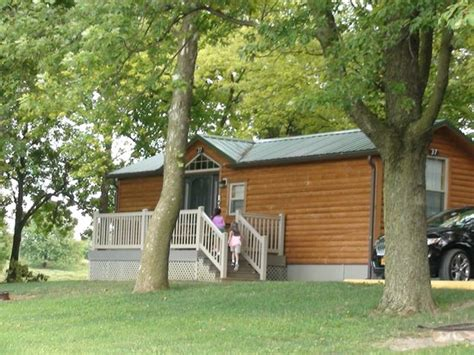 Hershey Cabins by Outside View Two Bedroom Deluxe Cabin Picture Of