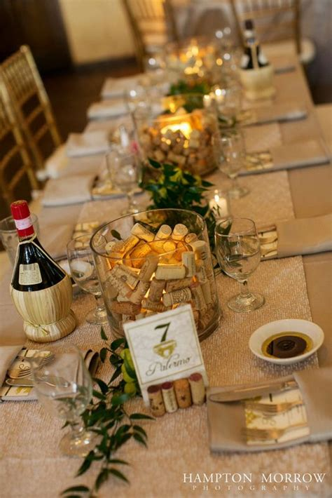 wine cork table decorations 25 best ideas about wine cork centerpiece on