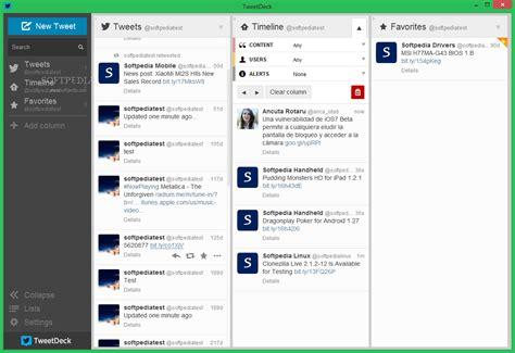 tweet deck for windows tweetdeck