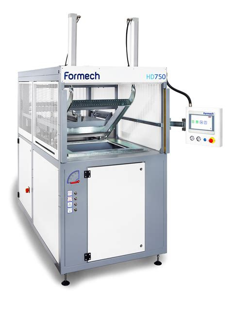 vacuum forming machine formech hd750 automatic vacuum forming machine