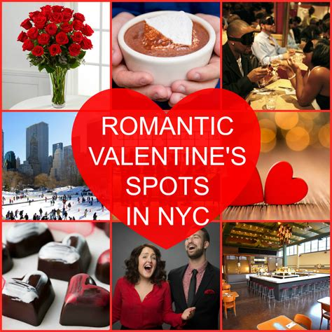 city valentines s day spots in new york city