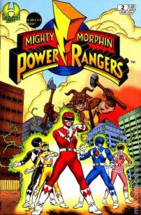 mighty morphin power rangers 1994 comic books