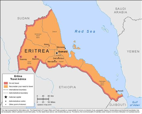 How safe is Eritrea   Safety Tips & Crime Maps   Safearound