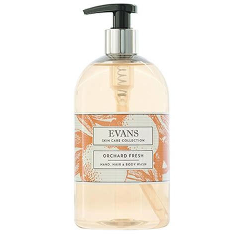 Apple Wash 225 Ml 10 226 orchard fresh and wash and hair