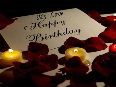 Wishing Happy Birthday To My Lovely Happy Birthday My Love Birthday Wishes Messages Quotes
