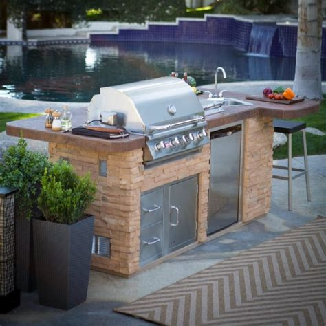 prefabricated kitchen islands prefabricated outdoor kitchen islands ppi