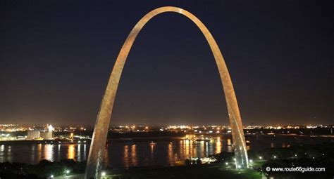 Its All In The Arch by Constructions And Historic Buildings On Route 66