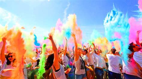 festival of color festival of colors 2014 kiel