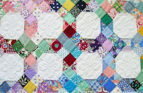 Patched Quilts by 9 Patch Quilt Pattern