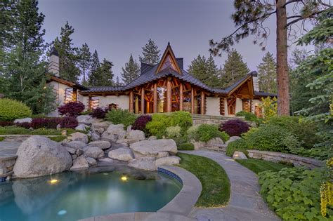 Lake Tahoe Vacation Homes - lake tahoe real estate tahoe luxury properties