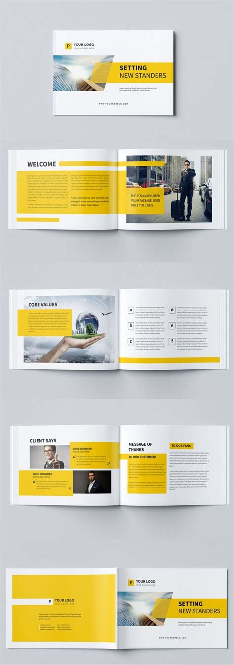 leaflet design website 25 best ideas about brochure design on pinterest