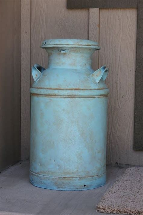 Milk Can Ls by I Want To Make A Milk Can Like This So Far I Am Thinking
