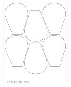 Free Flower Templates To Print by Flower Petal Template 20 Free Word Pdf Documents