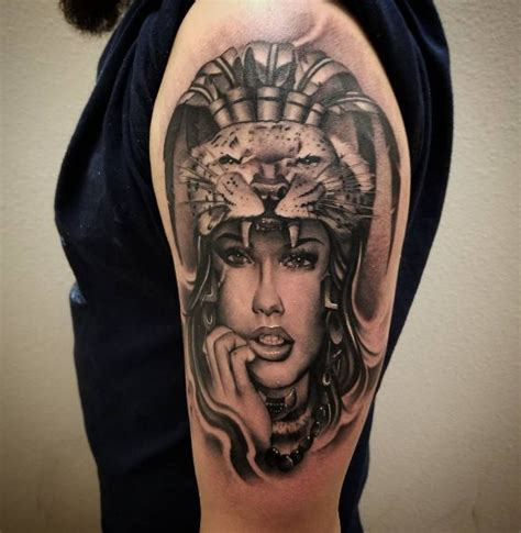 aztec woman tattoo top 50 aztec tattoos ideas designs 2018 tattoosboygirl