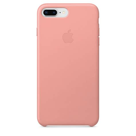 iphone     leather case soft pink apple au