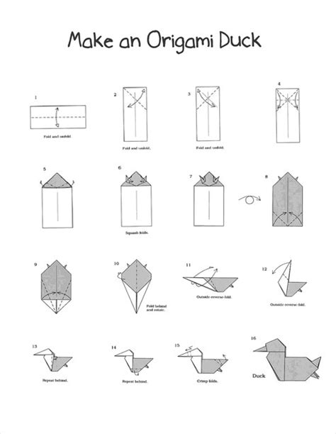 How To Make Origami Duck - gc4x8gw 62cc quackers and milk unknown cache in