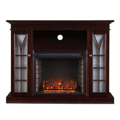 sunjoy amherst 35 in wood burning outdoor fireplace l
