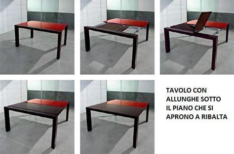 tavoli allargabili tavolo fisso e tavolo allungabile