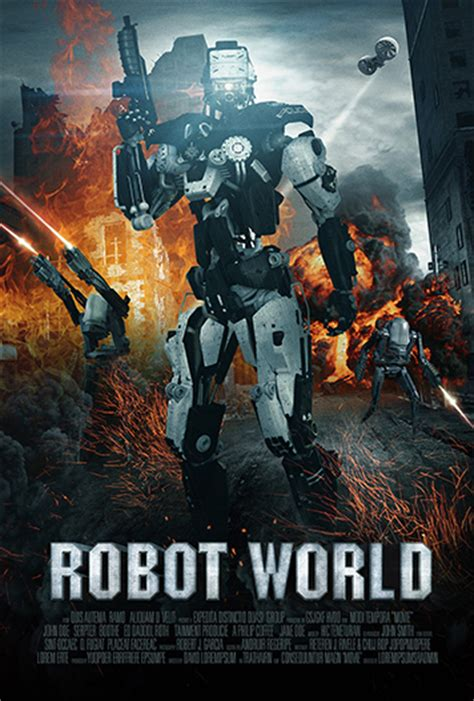robot film worldwide collection robot world empress road pictures