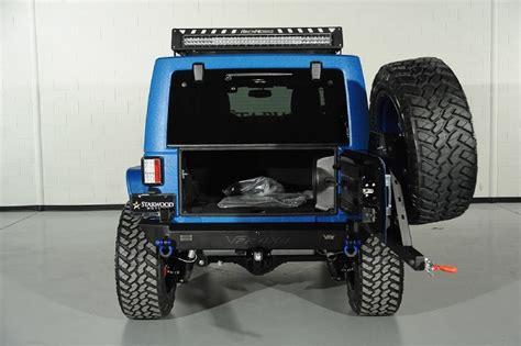 kevlar 2 door jeep starwood custom kevlar jeep wrangler unlimited sema build