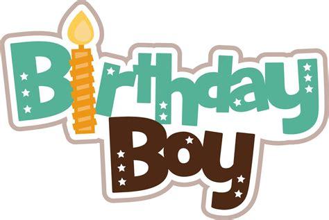 Birthday Boy ppbn designs birthday boy title 0 50 http www