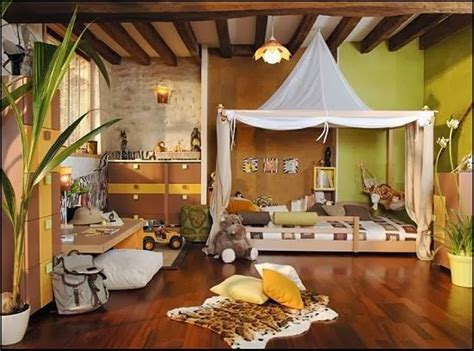 safari bedroom decor decorating theme bedrooms maries manor african