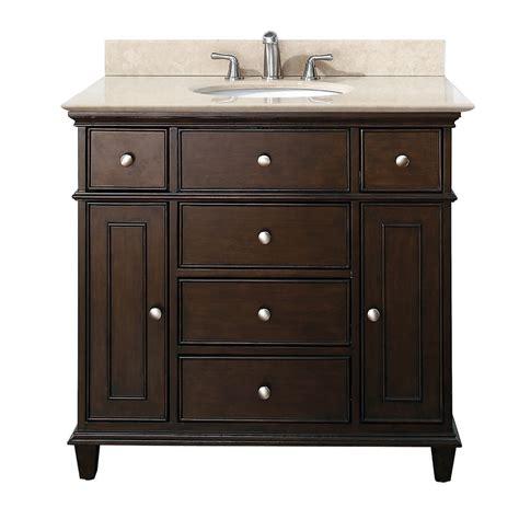 36 inch bathroom vanity with avanity windsor 36 inches bathroom vanity in walnut finish