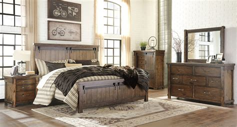 lakeleigh panel bedroom set signature design  reviews furniture cart
