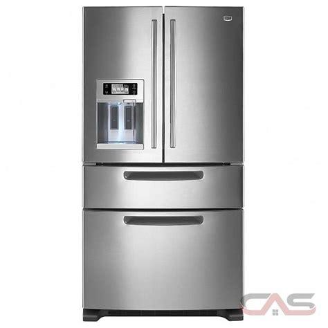 maytag door refrigerator maytag mfx2571xem four door door refrigerator 36in
