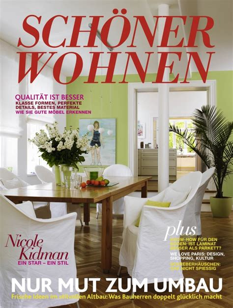magazines for home decorating ideas top 3 german interior design magazines for inspiring