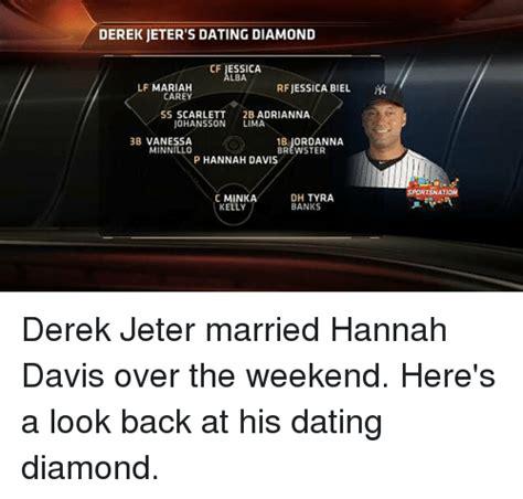 Derek Jeter Is Dating Biel by 25 Best Memes About Derek Jeter Derek Jeter Memes