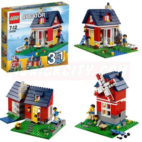 lego cottage lego 31009 small cottage i brick city