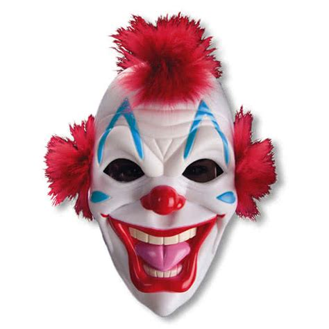 evil clown mask horror carnival clown masks horror shop