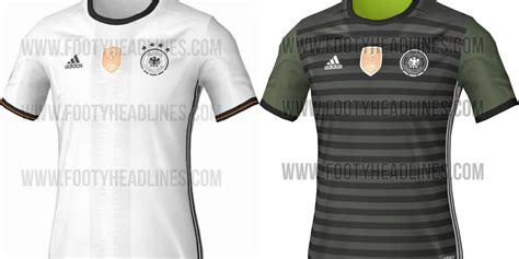 German Away Jersey 2016 germany s 2016 jerseys feature a reversible soccer shirt and a home classic world