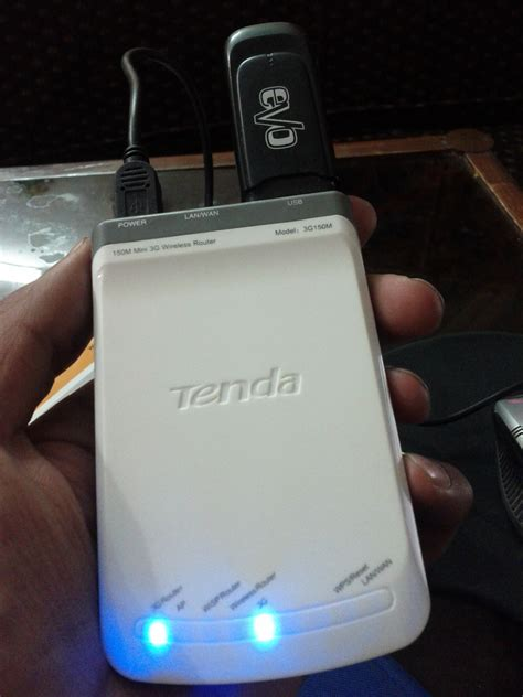 Tenda Portable ptcl evo device with tenda portable 3g wireless router techbytes