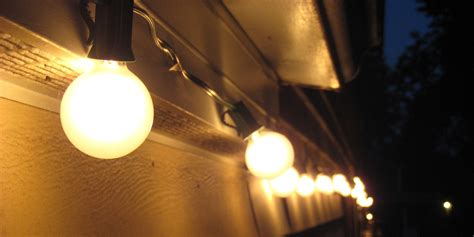 lights string 23 brilliant light bulb outdoor string lights pixelmari