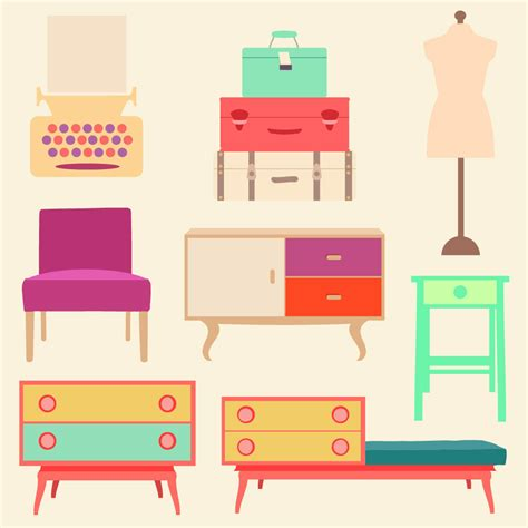 doll house furniture clipart clipground