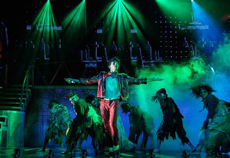 s day thriller thriller live review a michael jackson s fan s