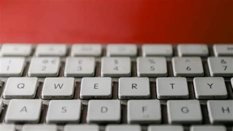 qwerty keyboard layout why bbc culture why is qwerty on our keyboards
