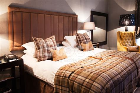 Scottish Bedroom by Scottish Themed Bedroom Stock Photos Freeimages