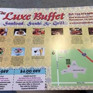 luxe buffet coupon the luxe buffet 163 photos 168 reviews buffets