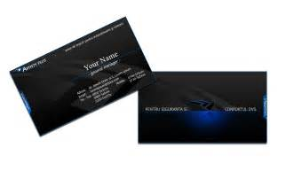 Templates For Business Card Business Card Template Psd Pictures To Pin On Pinterest