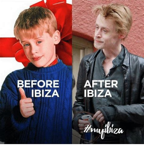 Ibiza Meme - before after ibiza ibiza music meme on me me