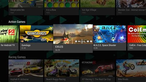 Play Store Android Tv Play Store 5 5 15 Plus De 600 Jeux Et Applications Pour